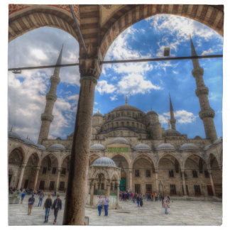 The Blue Mosque Istanbul Napkin