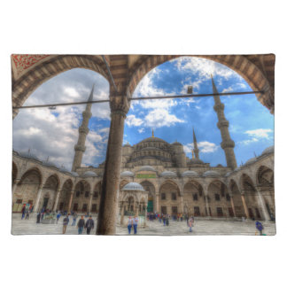 The Blue Mosque Istanbul Placemat