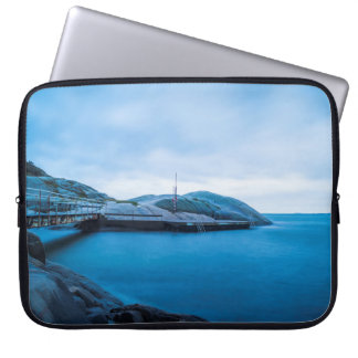 The Blue Water Laptop Sleeves