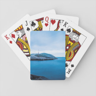 The Blue Water Playing Cards