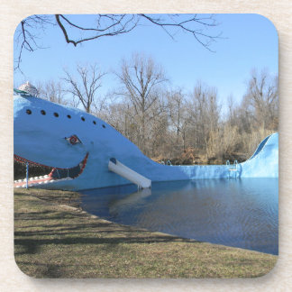 The Blue Whale of Catoosa Coaster