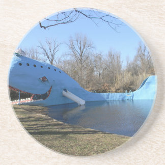 The Blue Whale of Catoosa Coasters