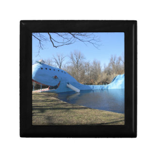 The Blue Whale of Catoosa Gift Box