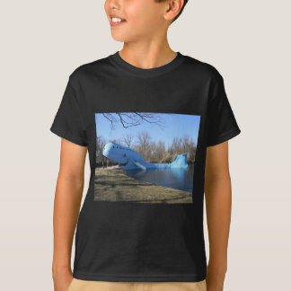 The Blue Whale of Catoosa T-Shirt