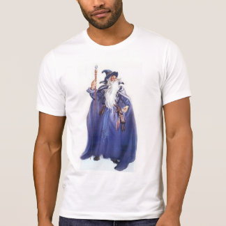 The Blue Wizard T-Shirt