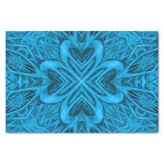 "The Blues Kaleidoscope 10"" X 15"" Tissue Paper"