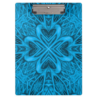 The Blues Kaleidoscope Clipboard