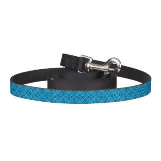 The Blues Kaleidoscope  Dog Leash