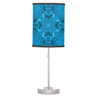 The Blues Kaleidoscope Table Lamp