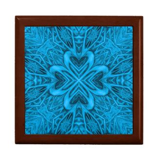 The Blues Kaleidoscope Tile Gift Box
