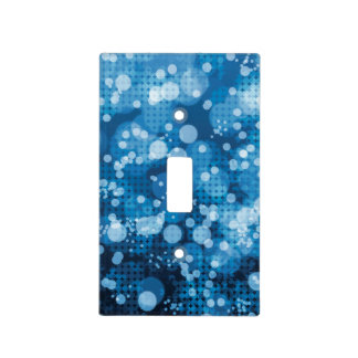 The Blues Light Switch Cover