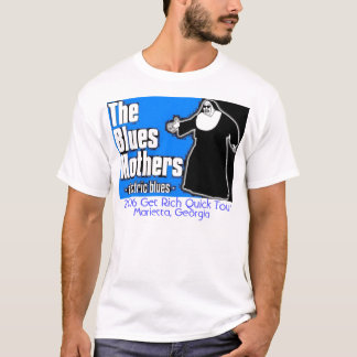 The Blues Mothers T-Shirt