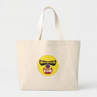 The Blummer Dot Com Store Jumbo Tote Bag