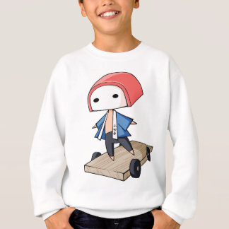 The bo of high class densely it is so English Sweatshirt