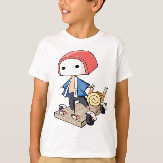 The bo of legend densely it is so English story T-Shirt