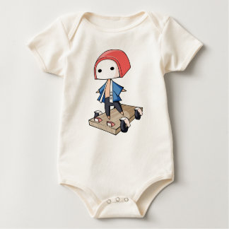 The bo of the veteran business densely it is so baby bodysuit