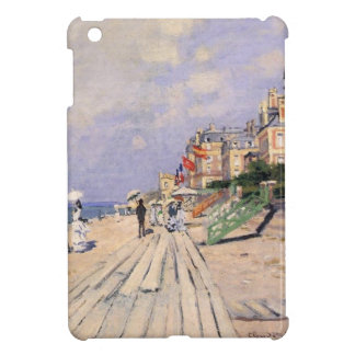 The Boardwalk at Trouville Claude Monet iPad Mini Case
