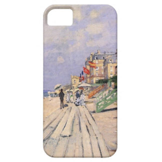 The Boardwalk at Trouville Claude Monet iPhone 5 Cover