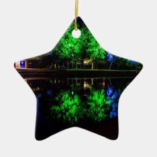 The Boathouse Ceramic Star Ornament