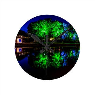 The Boathouse Wall Clock