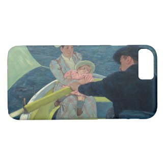 The Boating Party by Mary Cassatt iPhone 7 Case