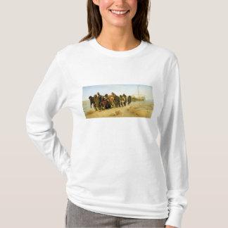 The Boatmen on the Volga, 1870-73 T-Shirt