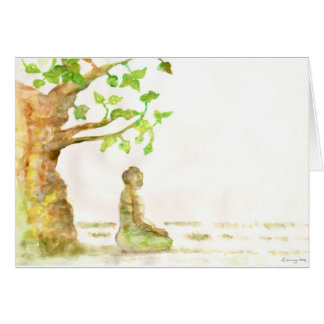 The Bodhi Tree Greetings Cards