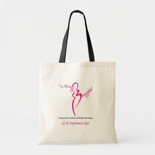 The Body Beautiful by Allegra Tote Bag