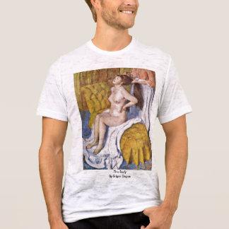 The Body By Edgar Degas T-Shirt