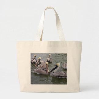 The Bohemians Large Tote Bag