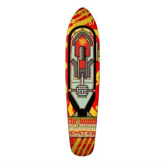 The Bomb Skateboard! Skate Board