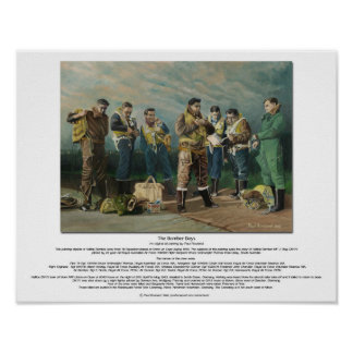The Bomber Boys Poster
