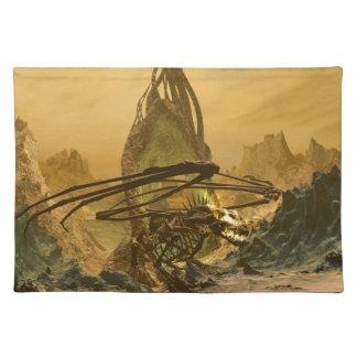 The Bone Dragon's Lair Place Mats