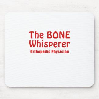 The Bone Whisperer Orthopedic Physician Mouse Pad