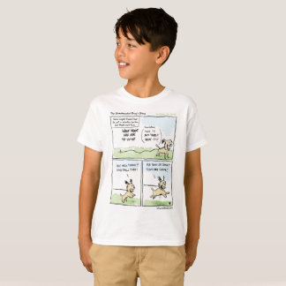 The Boneheaded Dog's Blog: That's my yard! T-Shirt