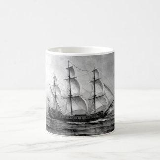 The Bonhomme Richard, 1779_War Image Coffee Mug