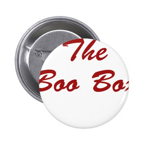 The Boo Box Pinback Buttons