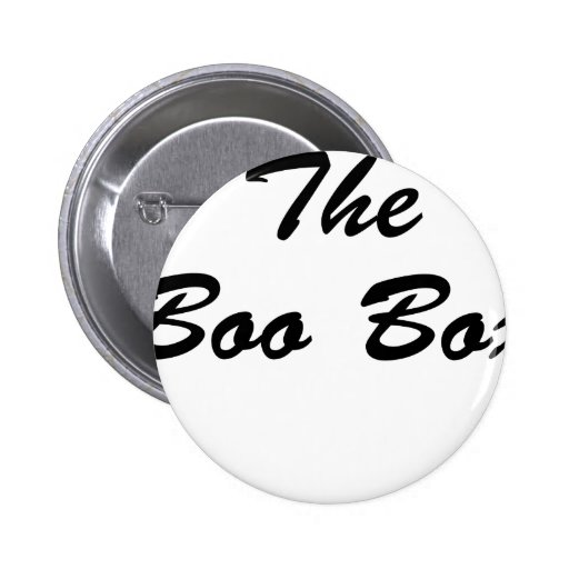 The Boo Box Buttons