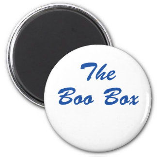 The Boo Box!!! Magnet