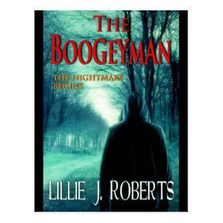 The Boogeyman Designer Postcard