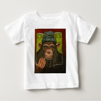 The Book Of Chimps Baby T-Shirt