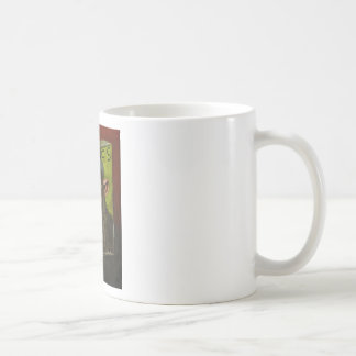 The Book Of Chimps Coffee Mug