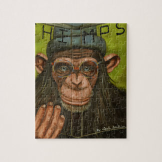 The Book Of Chimps Puzzle