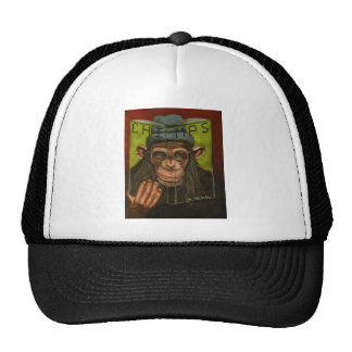The Book Of Chimps Trucker Hat