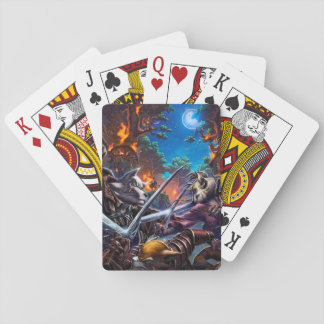 The Book of Snow Poker Deck