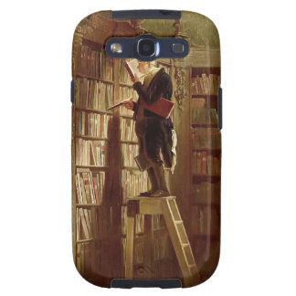 The Bookworm Galaxy S3 Cover