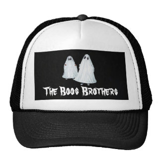 The Boos Brothers Trucker Hats