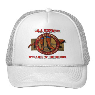The Bootheel Saloon Trucker Hat