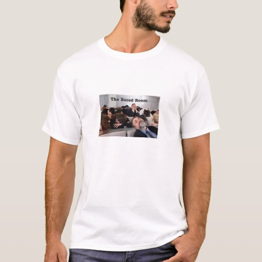 The Bored Room T-Shirt (Pic on Front)