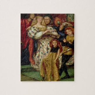 The Borgia Family, 1863 Jigsaw Puzzle